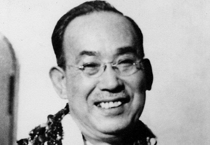 Chujiro Hayashi: um dos principais protagonistas da história do Reiki | Foto: Web