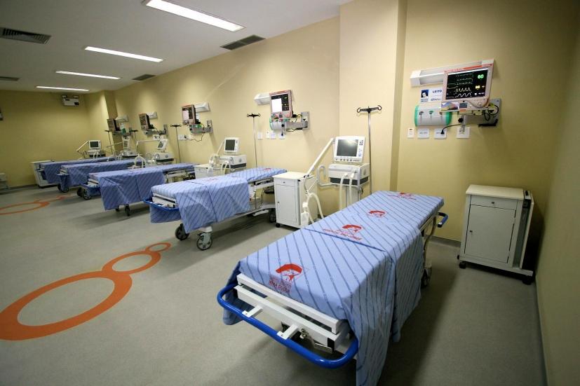Sala de Internamento: o Reiki é cada vez mais uma realidade nos hospitais | Foto: GOVBA/Creative Commons