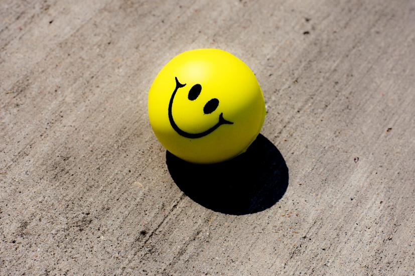 Uma bola anti-stress: esta patologia afecta cada vez mais pessoas em todo o mundo | Foto: J E Theriot/Creative Commons