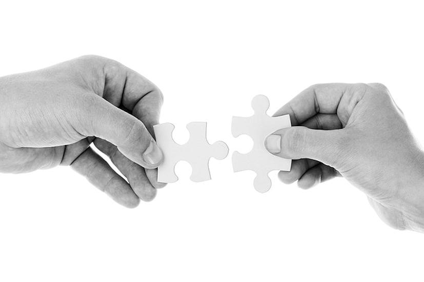 Como um puzzle construído a duas mãos: a cooperação entre o Reiki e a Medicina já é uma realidade | Foto: pixabay