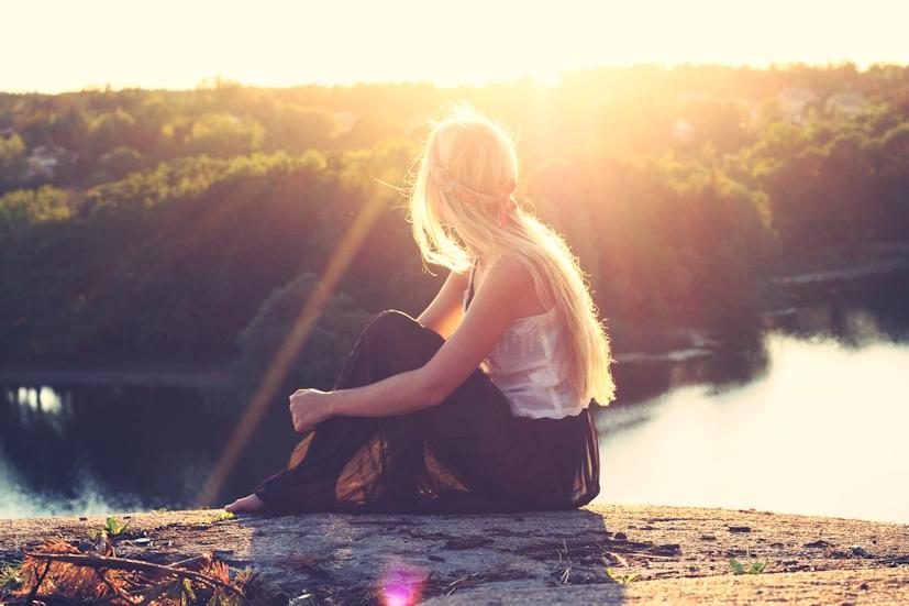 Assistir ao pôr-do-sol: atividades agradáveis ajudam a construir emoções positivas | Foto: Pexels