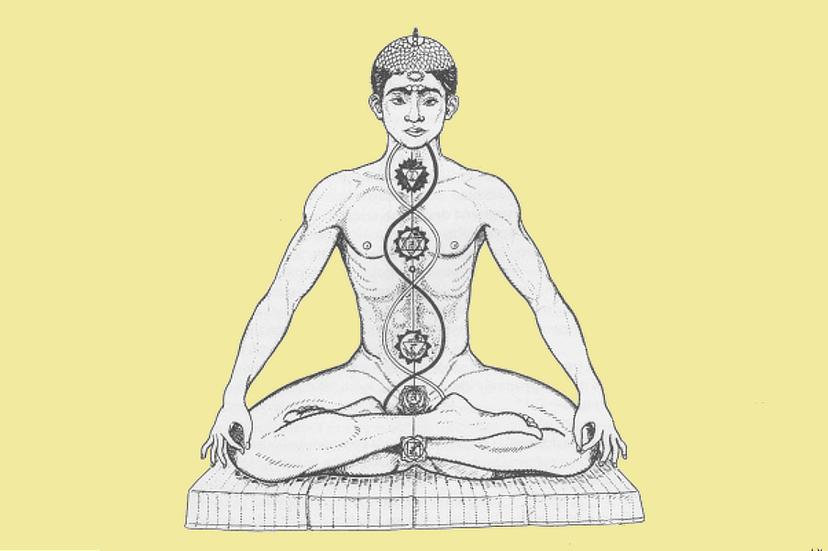Os chakras: os centros energéticos no corpo humano| Foto: Scott Leslie/Creative Commons