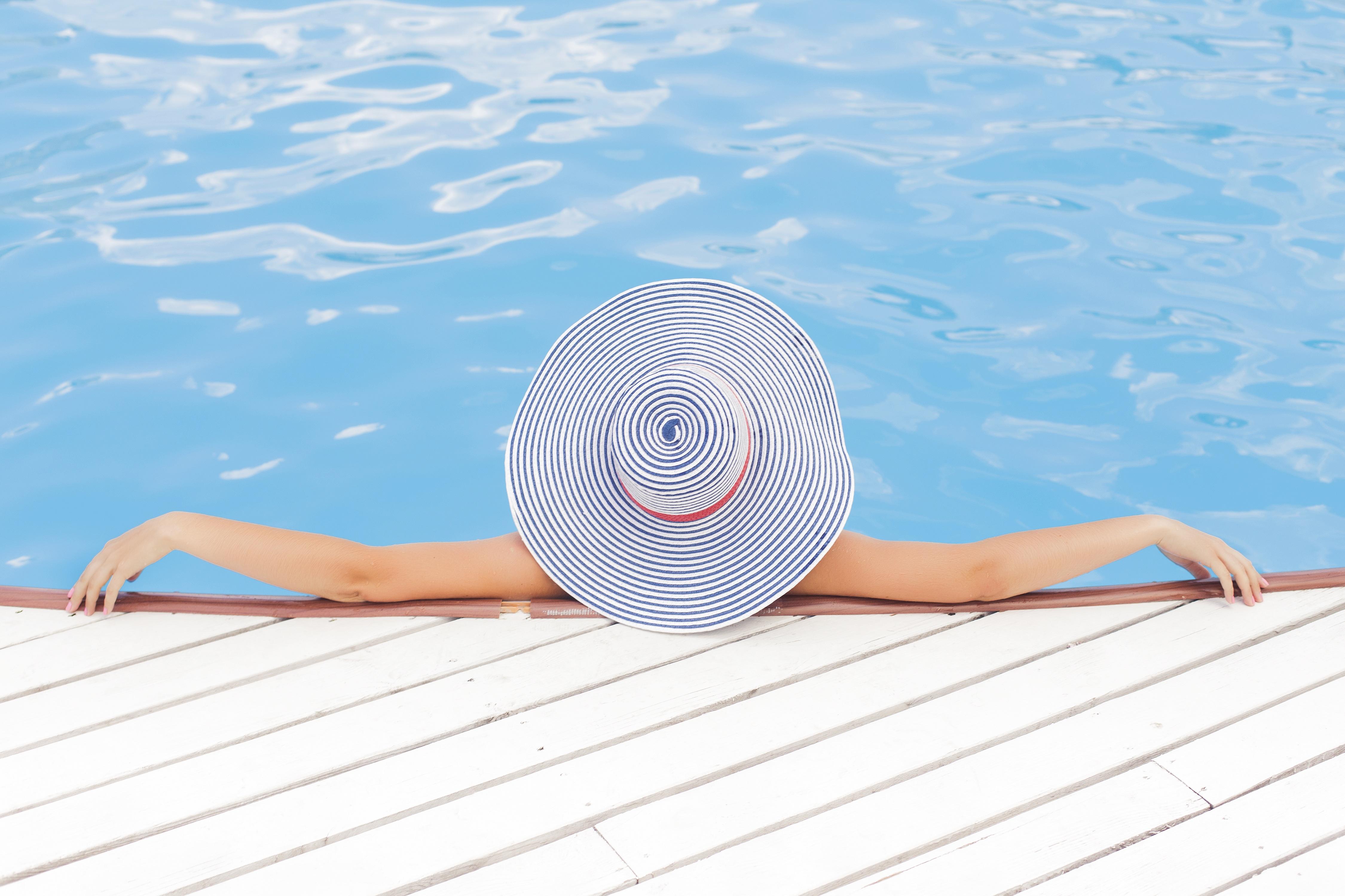 Férias de Verão: o descanso pode ser um desafio para a prática de Reiki | Foto: Pexels