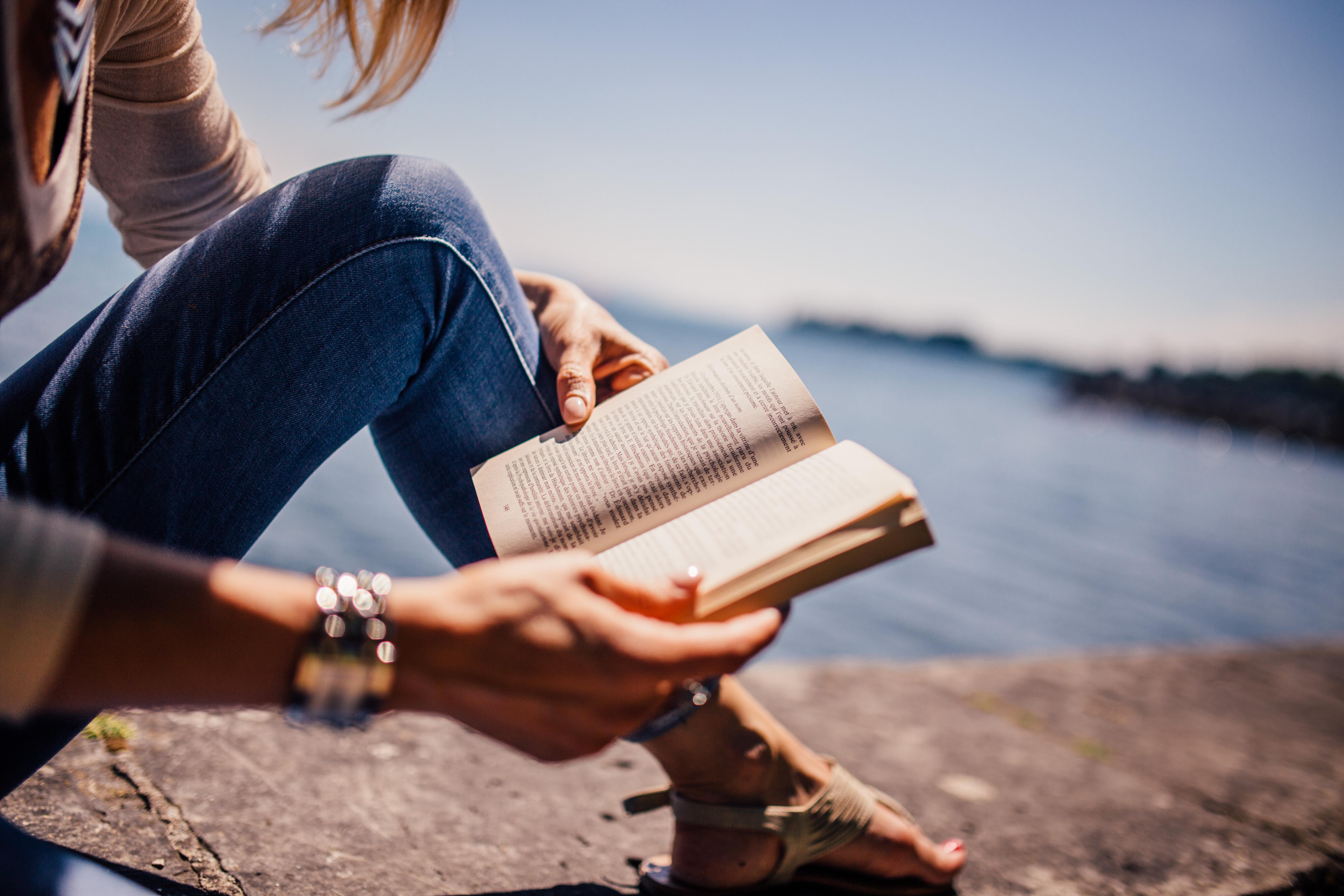 7 Livros de Reiki e Desenvolvimento Pessoal para o Verão